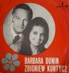 Barbara Dunin, Zbigniew Kurtycz - Kto Się Na To Nabrać Da/Krakowianka Jedna (7'')