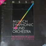 Munich Symphonic Sound Orchestra - The Sensation Of Sound - Pop Goes Classic (CD)