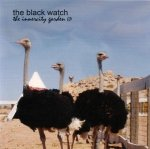 The Black Watch - The Innercity Garden EP (CD)