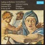 Ludwig van Beethoven - Gewandhausorchester Leipzig , Dirigent: Kurt Masur - Sinfonie Nr. 4 B-Dur Op. 60 (LP)