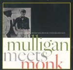 Thelonious Monk And Gerry Mulligan - Mulligan Meets Monk (CD)