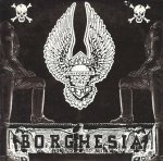 Borghesia - Naked, Uniformed, Dead (12'')