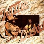 Willie Nelson And David Allan Coe - Willie And David (LP)