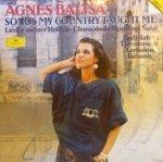 Agnes Baltsa - Songs My Country Taught Me (LP)