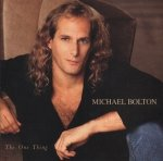 Michael Bolton - The One Thing (CD)