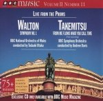 Walton / Takemitsu - Symphony No. 1 / From Me Flows What You Call Time (CD)