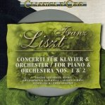 Liszt - Concerti F. Klavier, Piano & Orchester Nos. 1 & 2 (CD)
