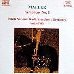 Mahler - Polish National Radio Symphony Orchestra, Antoni Wit - Symphony No. 5 (CD)