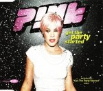 Pink - Get The Party Started (Maxi-CD)