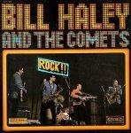 Bill Haley And The Comets - Rock! Rock! Rock! (LP)