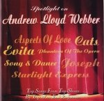 Spotlight On Andrew Lloyd Webber (CD)