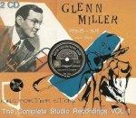 Glenn Miller - The Complete Studio Recordings - Vol. 1 - King Porter Stomp - New York 1938-39 (2CD)