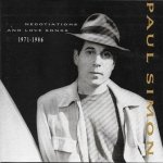 Paul Simon - Negotiations And Love Songs (1971-1986) (CD)