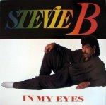 Stevie B - In My Eyes (CD)