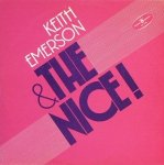Keith Emerson & The Nice - Keith Emerson & The Nice (LP)