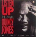 Quincy Jones - Listen Up (The Lives Of Quincy Jones) (CD)