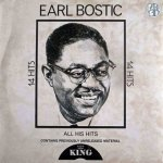 Earl Bostic - 14 Hits (LP)
