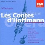 Offenbach: Les Contes D'Hoffmann - Shicoff - Camberling (CD)