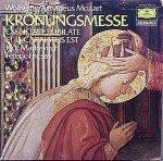 Wolfgang Amadeus Mozart, Igor Markevitch, Ferenc Fricsay, Maria Stader - Krönungsmesse - Exsultate, Jubilate - Et Incarnatus Est (LP)