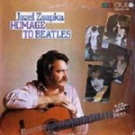 Jozef Zsapka - Homage To Beatles (LP)