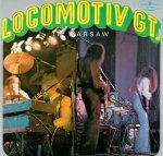 Locomotiv GT - In Warsaw (LP)
