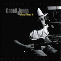 Donell Jones - Where I Wanna Be (CD)