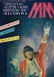 Magazyn Muzyczny Nr 11 9345) Listopad 1987