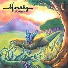 Munshy - Liberate (CD)
