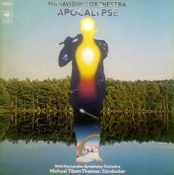 Mahavishnu Orchestra With The London Symphony Orchestra, Michael Tilson Thomas - Apocalypse (LP)