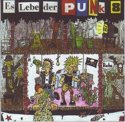 Es Lebe Der Punk Vol. VIII (CD)