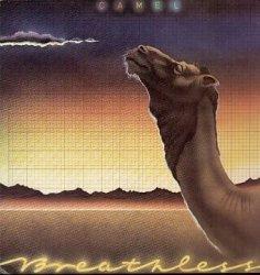 Camel - Breathless (LP)