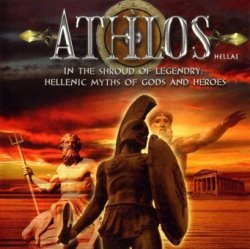 Athlos - In the Shroud of Legendry - Hellenic Myths of Gods and Heroes (CD)