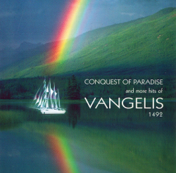 Conquest Of Paradise And More Hits Of Vangelis 1492 (CD)