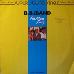 B.B. And Band - All Night Long (12'')