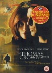 Afera Thomasa Crowna (DVD)
