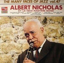 Albert Nicholas - Albert Nicholas Et Le New Ragtime Band (LP)