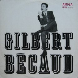 Gilbert Bécaud - Gilbert Bécaud (LP)