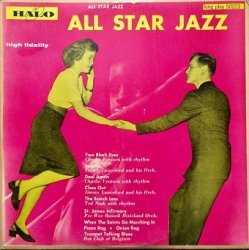 All Star Jazz (LP)