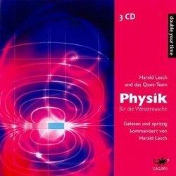 Harald Lesch Und Das Quot-Team - Physik Für Die Westentasche (Audiobook) (3CD)