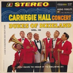 Dukes Of Dixieland - Carnegie Hall Concert, Vol. 10 (LP)