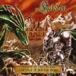 Kaledon - Legend Of The Forgotten Reign - Chapter V: A New Era Begins (CD)