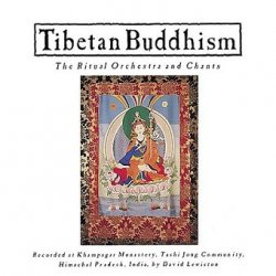 David Lewiston - Tibetan Buddhism - The Ritual Orchestra & Chants (CD)