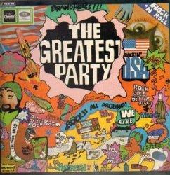 Jackson / Vincent - The Greatest Party (LP)