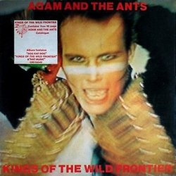 Adam And The Ants - Kings Of The Wild Frontier (LP)
