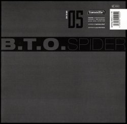 BTO Spider - The Party / It's Hard To Explain (12)