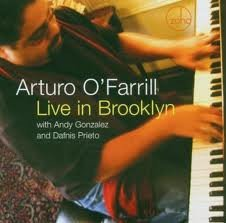 Arturo O'Farrill - Live In Brooklyn (CD)