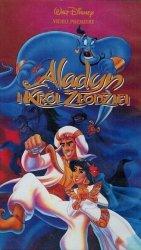 Aladyn i król złodziei (VHS)