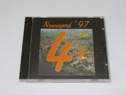 4+ Nowogard - 97' Live (CD)