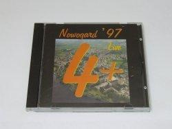 4+ Nowogard - 97' Live (CD)