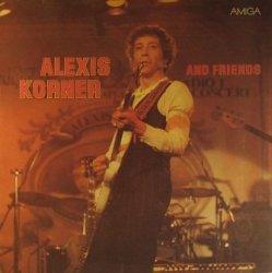 Alexis Korner - Alexis Korner And Friends (LP)